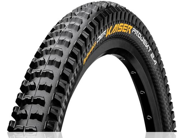 "Continental Der Kaiser Projekt Apex Clincher Tire 29x2.40"" black/black"
